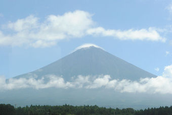 関東・富士周辺の山/「初心者の富士山」