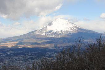 関東・富士周辺の山/絶景・金時山