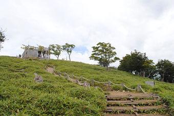 関西/奈良の山/遠くの大台ケ原