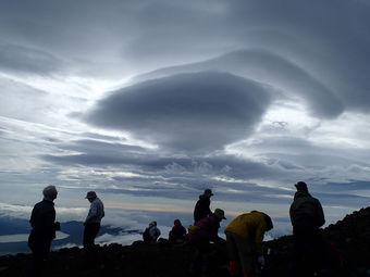 関東・富士山/富士山 東京・富士登山ステップ7