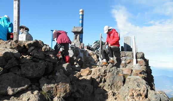 南八ケ岳・赤岳中級登山