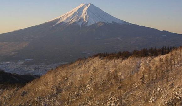 三ツ峠山開運山初級登山