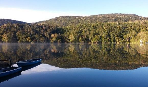 北八ケ岳のお池めぐりと蓼科山