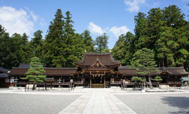 多賀大社(イメージ)