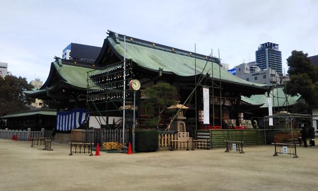 大阪天満宮(イメージ)
