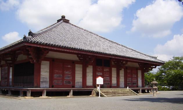 客番・浄土寺浄土堂(イメージ)