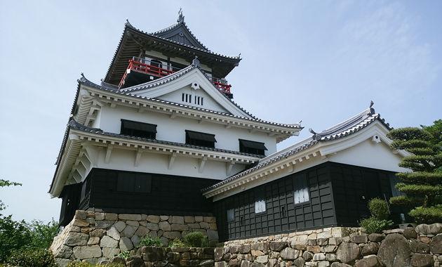 川之江城 ©ニッポン城めぐり(イメージ)