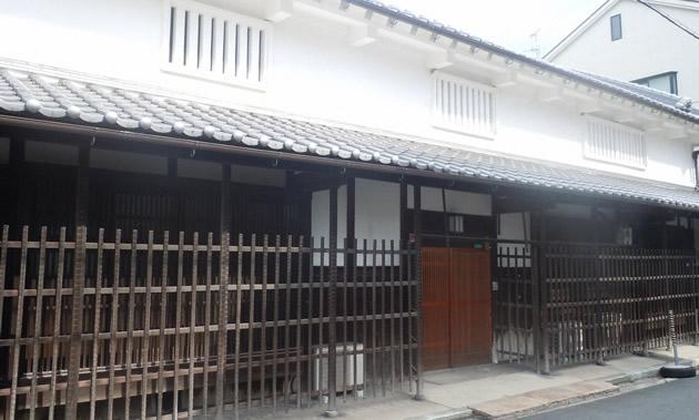 平野郷の古い町家(イメージ)