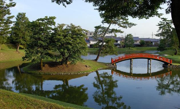旧大乗院庭園(イメージ)