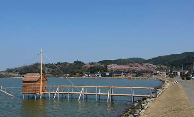 東郷湖(イメージ)