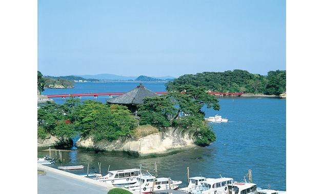 松島の五大堂写真提供:宮城県観光課(イメージ)