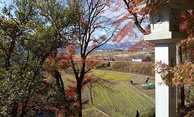 亀岡・桑田神社(イメージ)