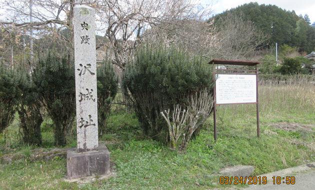 沢城(イメージ)
