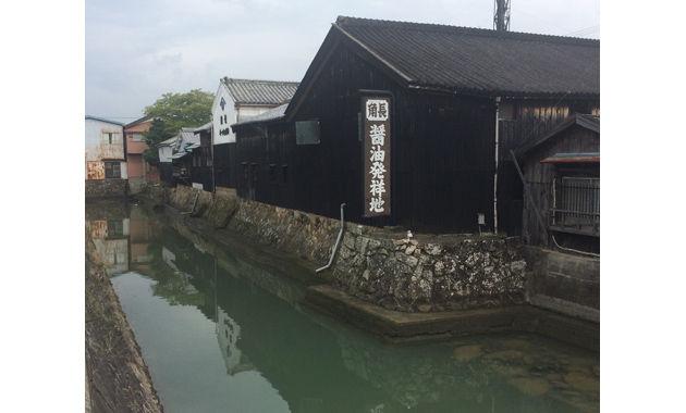湯浅・大仙堀(イメージ)