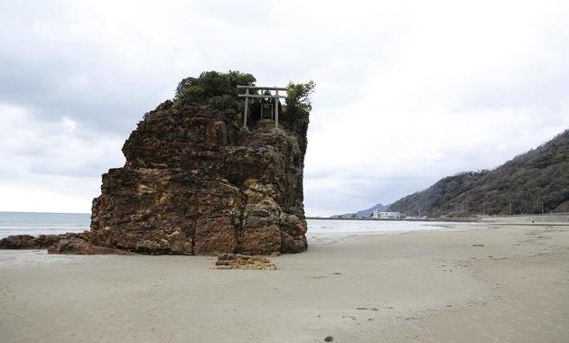 稲佐の浜(イメージ)