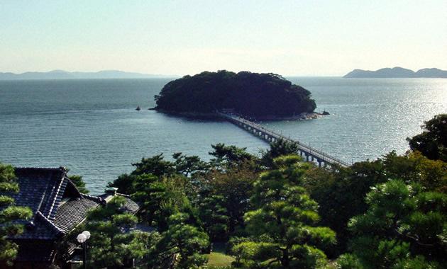 蒲郡クラシックホテルから望む三河湾(イメージ)