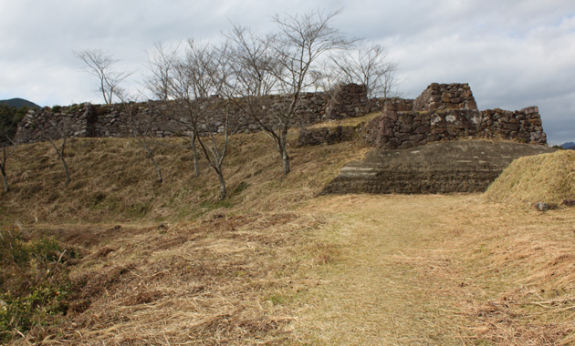 赤木城(イメージ)