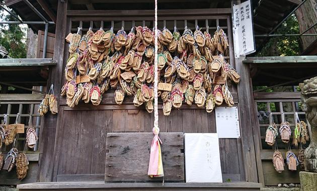 足守神社(イメージ)