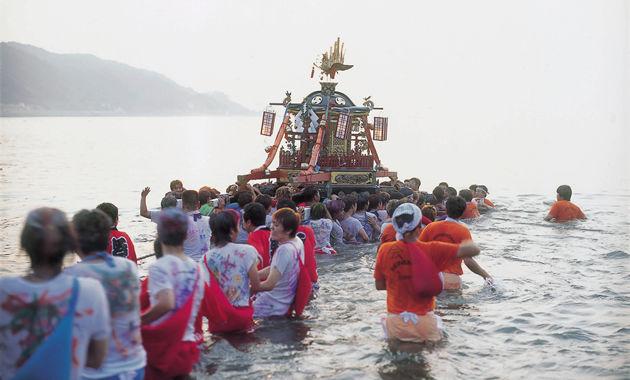 輪島大祭  ©石川県観光連盟(イメージ)
