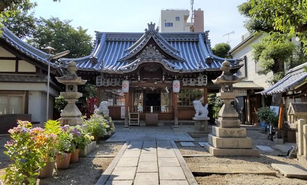 野江水神社(イメージ)