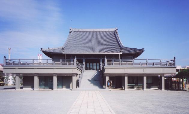 鷺森別院(イメージ)
