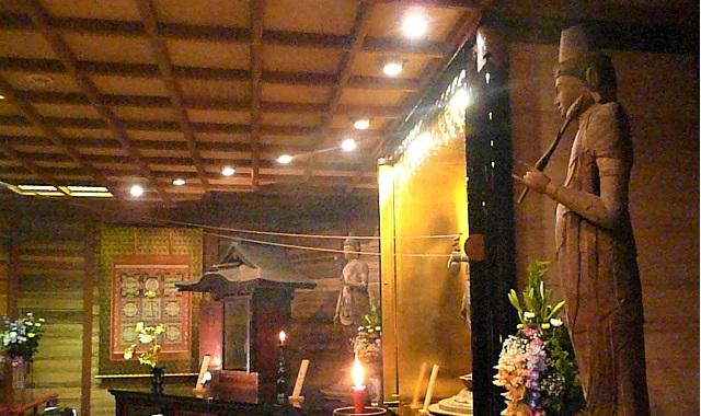 紀三井寺秘仏御本尊(イメージ)