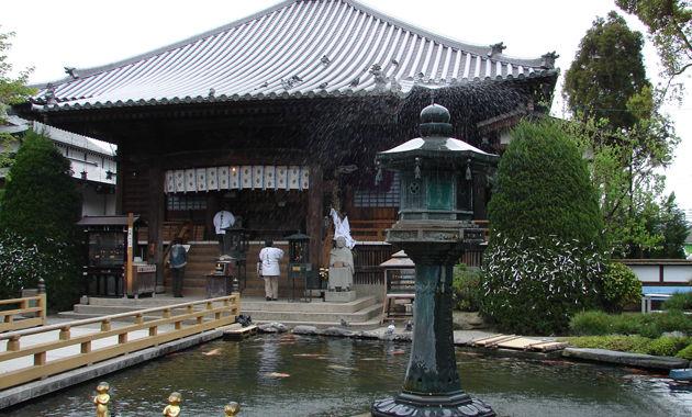 1番・霊山寺(イメージ)
