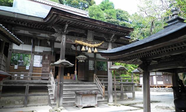 14番・神峰山寺(イメージ)