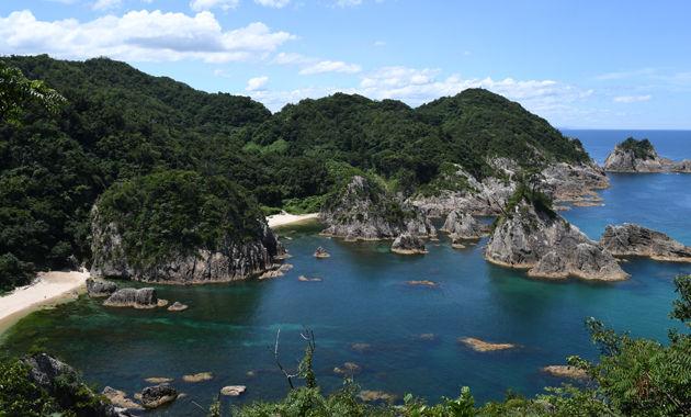 浦富海岸(イメージ)