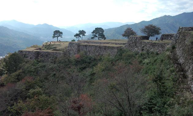 竹田城跡(イメージ)