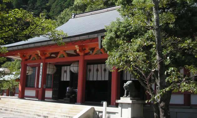 19番・鞍馬寺(イメージ)