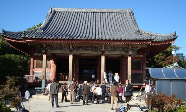84番・屋島寺(イメージ)