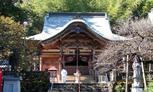 35番・清滝寺(イメージ)