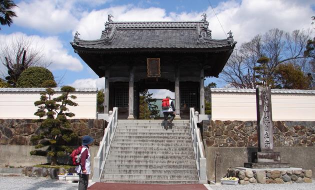 40番・観自在寺(イメージ)