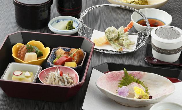 琵琶湖ホテル日本料理(イメージ)