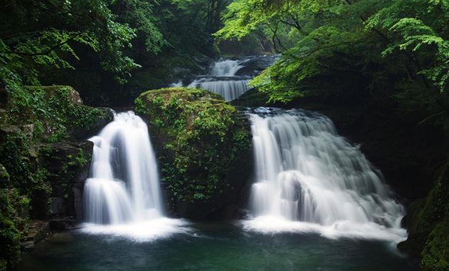赤目の滝 荷坦滝(イメージ)
