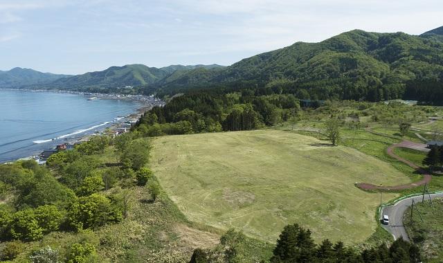 垣ノ島遺跡(イメージ)
