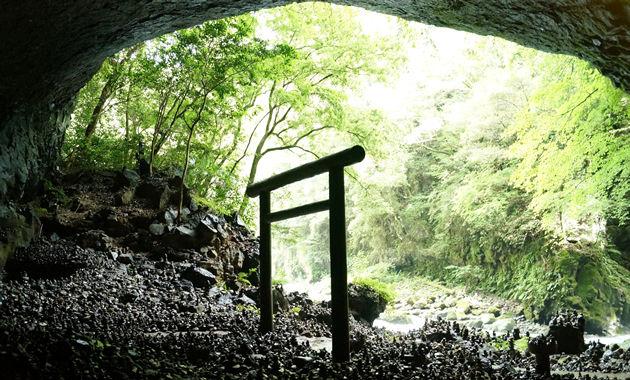 天安河原(イメージ)