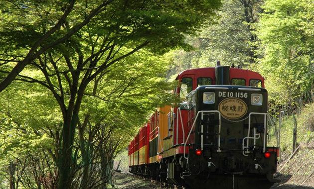 トロッコ列車(イメージ)