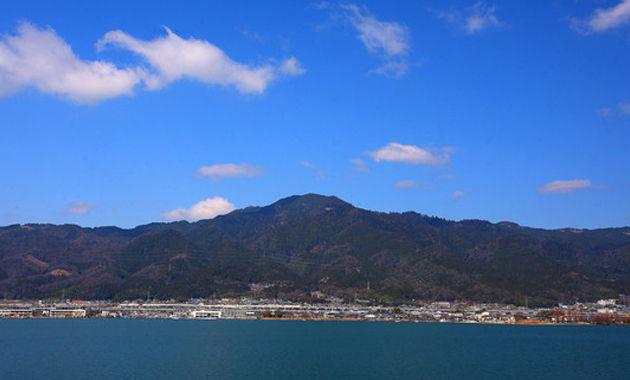 比叡山全景(イメージ)