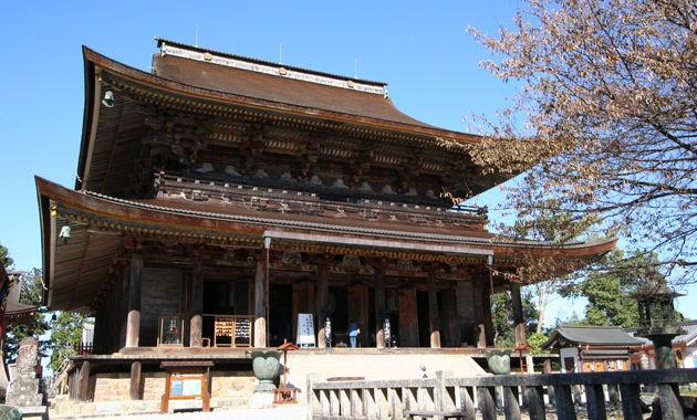 蔵王堂(イメージ)