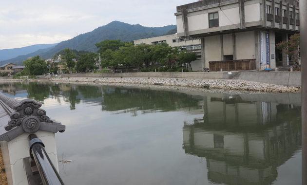 宮津城・石垣(イメージ)