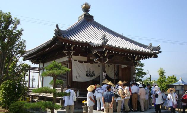 56番・泰山寺(イメージ)