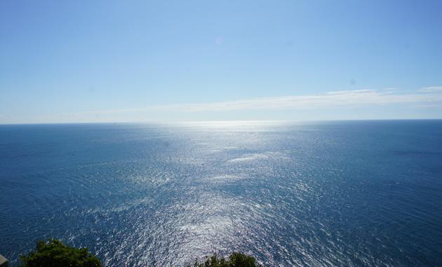「神島」監的硝からの眺望