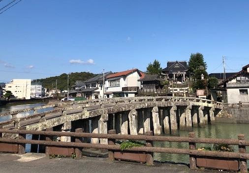 天草、祇園橋(イメージ)