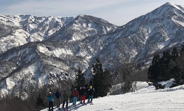 シャルマン火打スキー場(イメージ)