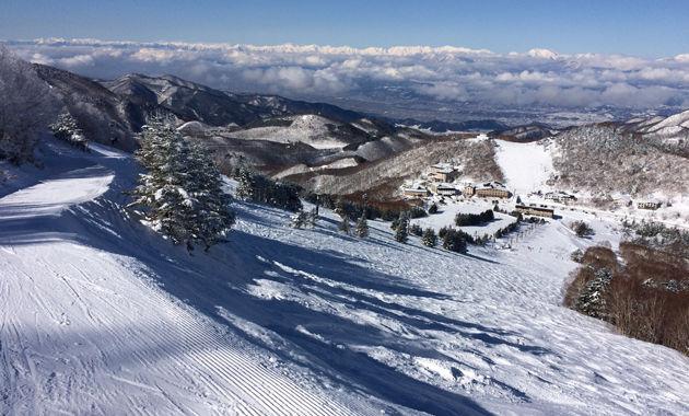 志賀高原スキー場(イメージ)