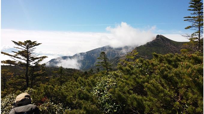中山峠付近からの眺め(イメージ)