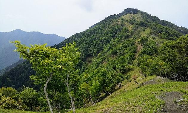 釣瓶岳(イメージ)