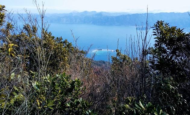 水島を望む(イメージ)